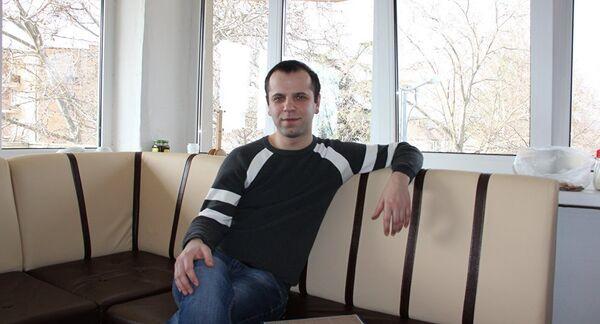 29-летний талантливый модельер Хох Бекоев - Sputnik Абхазия