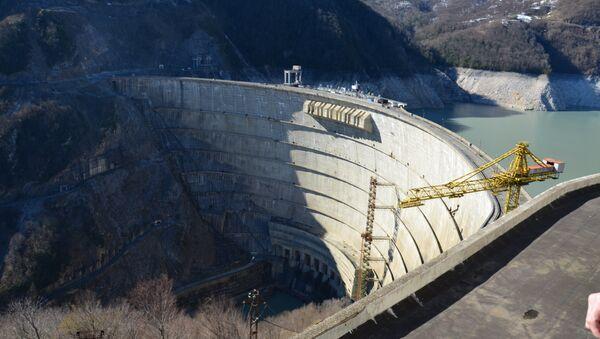 Ингур ГЭС. Архивное фото - Sputnik Абхазия