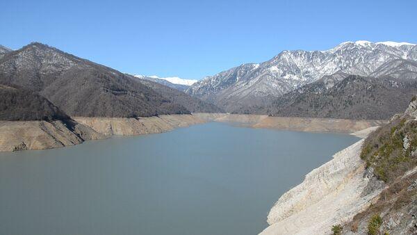 Директор Ингурской ГЭС: воды хватит до конца февраля - Sputnik Абхазия