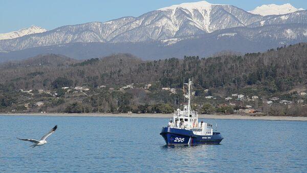 Соблюдение правил рыболовства проверили в акватории Абхазии - Sputnik Абхазия