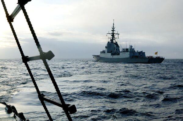 Боевые корабли НАТО. Архивное фото - Sputnik Абхазия