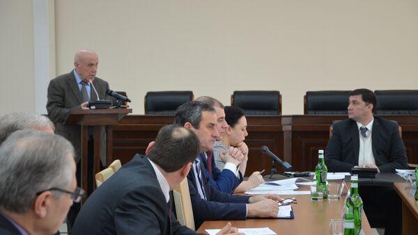Кабмин одобрил стратегию развития Абхазии до 2025 года - Sputnik Абхазия