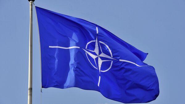 Архивное фото флага НАТО - Sputnik Абхазия