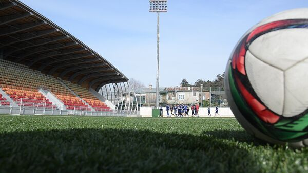 Основной состав ФК Афипс проводит сборы в Абхазии - Sputnik Абхазия