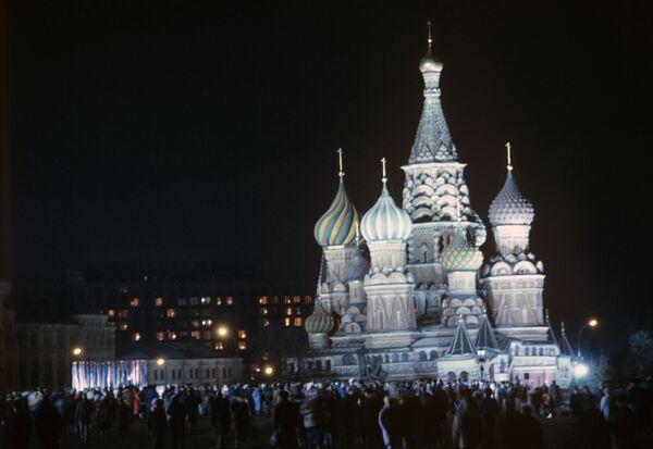Храм на Красной площади. Архивное фото - Sputnik Абхазия