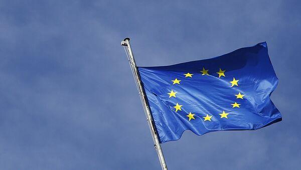 Флаг ЕС. - Sputnik Абхазия