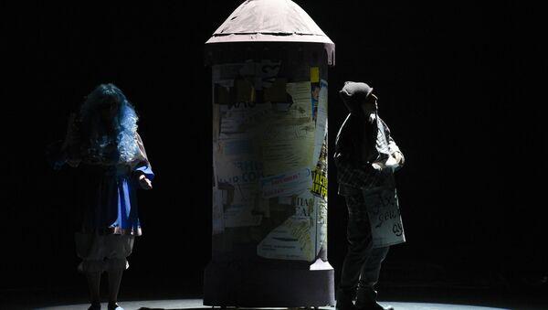 Премьера спектакля - Тот кто свел царя с ума - Sputnik Абхазия