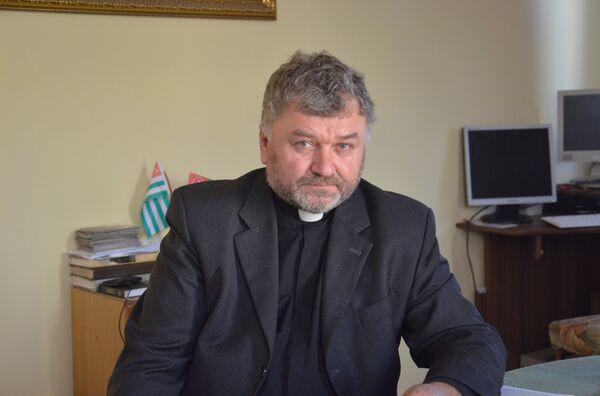 Священник католической церкви. - Sputnik Абхазия