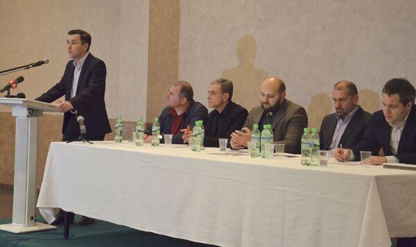 Встреча предпринимателей по вопросу НДС. - Sputnik Абхазия