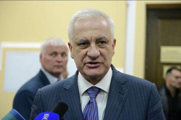 Глава Северной Осетии Тамерлан Агузаров. - Sputnik Абхазия