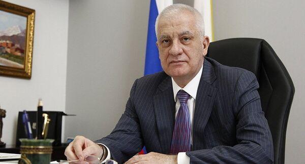 Глава Северной Осетии Тамерлан Агузаров - Sputnik Абхазия