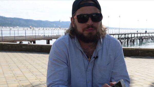 Звезда Голоса Илья Киреев рассказал о своем визите в Абхазию - Sputnik Абхазия