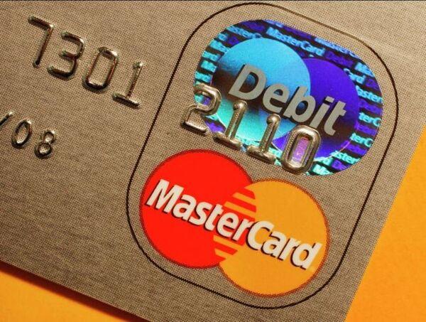 Банковская карта платежной системы master card. - Sputnik Абхазия