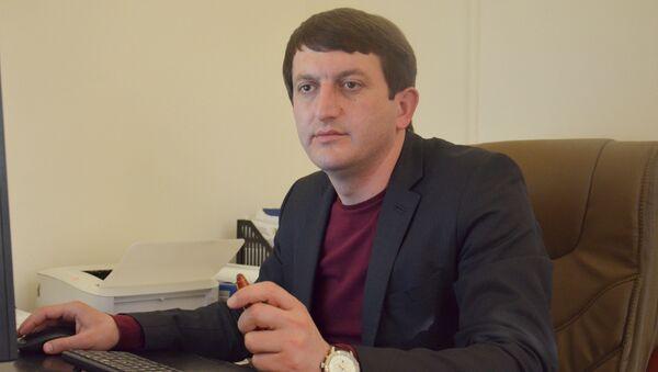 Джансух Лазба. - Sputnik Абхазия