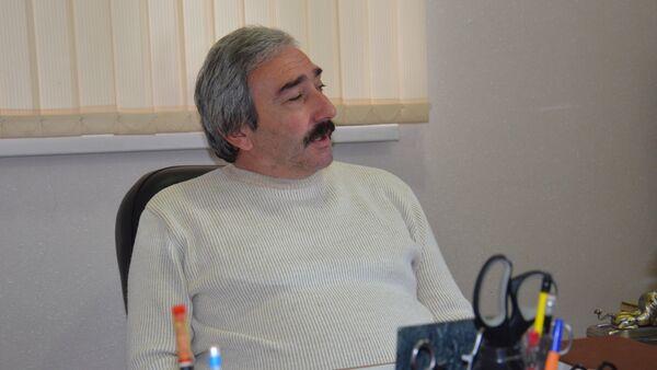 Директор противотуберкулезного диспансера Джумбер Гопия - Sputnik Абхазия