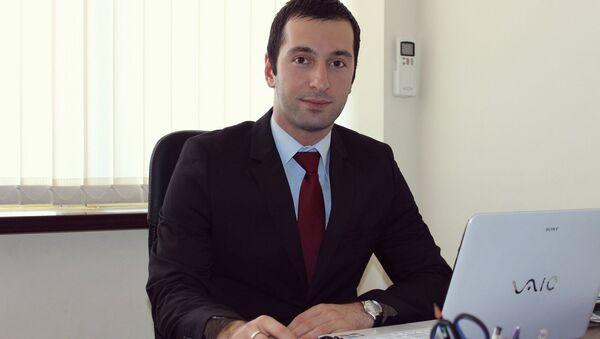 Батал Тарба назначен замминистра экономики Абхазии - Sputnik Абхазия