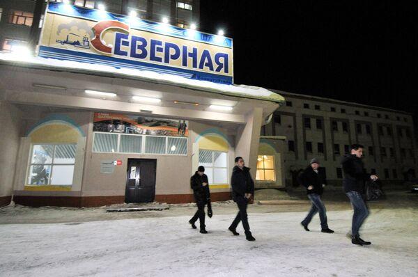 Работа шахты Северная в Воркуте приостановлена после горного удара - Sputnik Абхазия