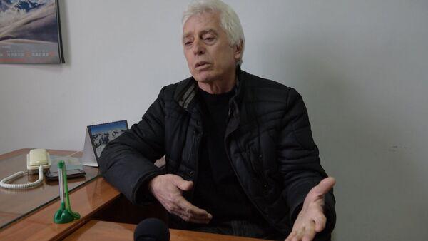 Скульптор Джения рассказал об отличии между талантом и гением - Sputnik Абхазия