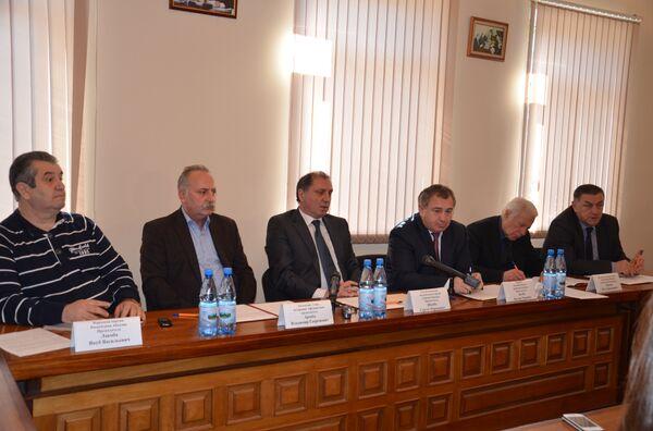Шамба: мы создадим значительную политическую силу - Sputnik Абхазия
