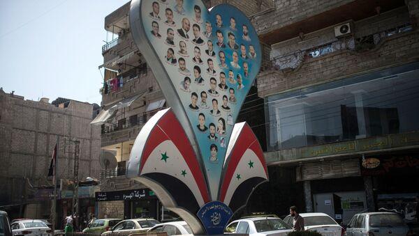 Сирия. Первый день перемирия - Sputnik Абхазия