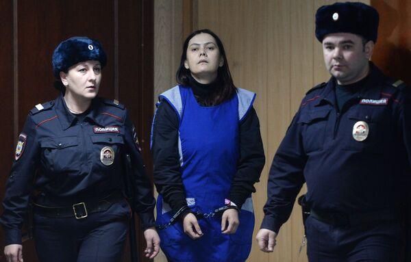 Рассмотрение ходатайства следствия об аресте Г. Бобокуловой. Архивное фото. - Sputnik Абхазия