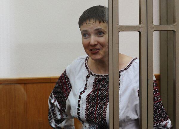 Прения сторон по уголовному делу украинской летчицы Надежды Савченко - Sputnik Абхазия