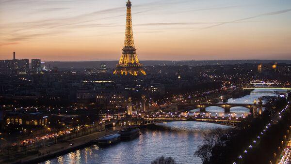 Архивное фото Парижа - Sputnik Абхазия