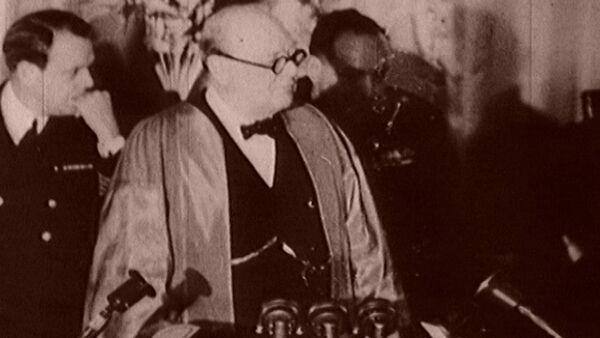 Зловещая тень коммунизма в речи Уинстона Черчилля в Фултоне. 1946 год - Sputnik Абхазия