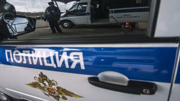 Полиция. Архивное фото - Sputnik Абхазия