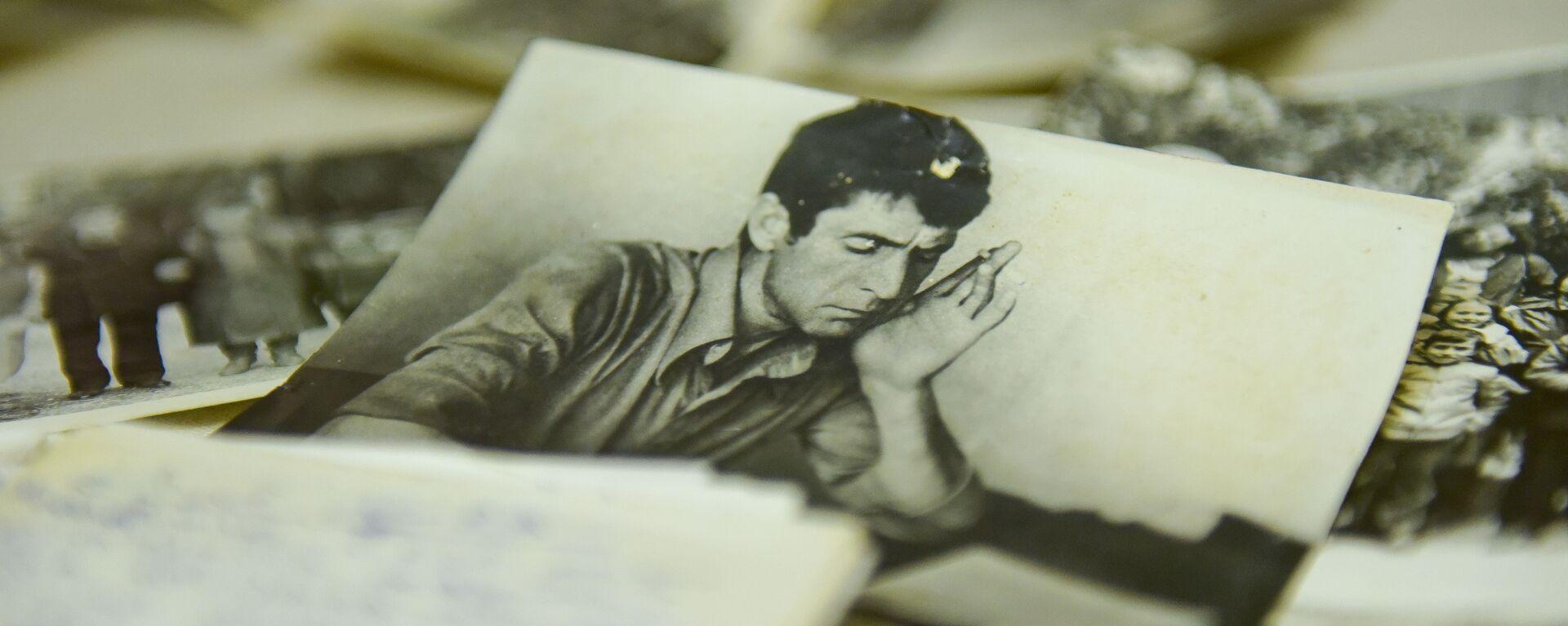 Фотографии из архива семьи Аджба. - Sputnik Абхазия, 1920, 11.03.2021