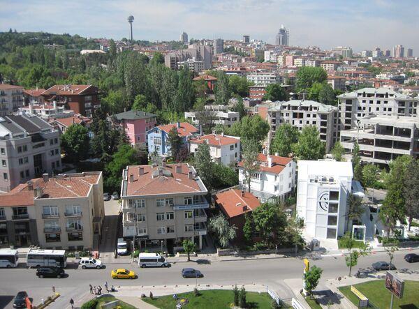 Вид на Анкару. Архивное фото - Sputnik Абхазия