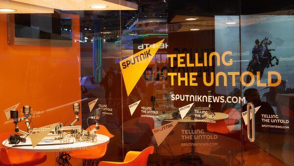 Подготовка к открытию Петербургского экономического форума - Sputnik Абхазия