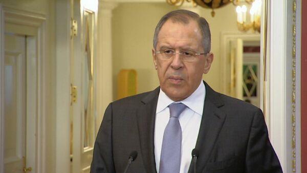 Не для того, чтобы кто-то нас похвалил – Лавров о выводе ВКС РФ из Сирии - Sputnik Абхазия