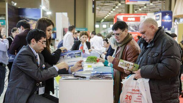Московская международная выставка Путешествия и туризм. - Sputnik Абхазия