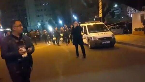 Кадры очевидца мартовского теракта в Анкаре - Sputnik Абхазия