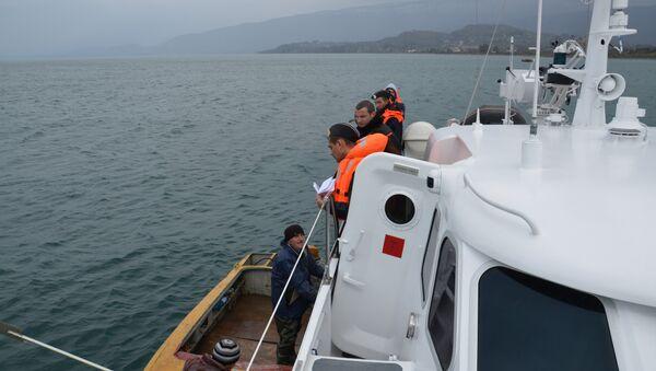 Рейд береговой охраны - Sputnik Абхазия