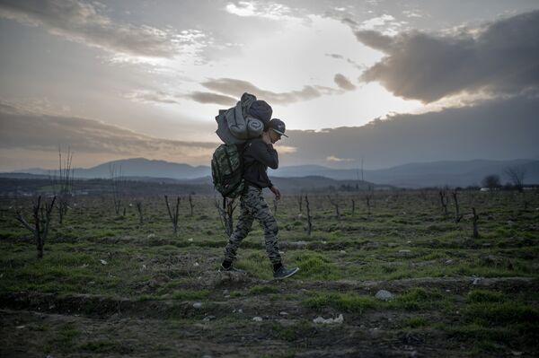 Джульетто Кьеза: Запад находится в глубочайшем кризисе - Sputnik Абхазия