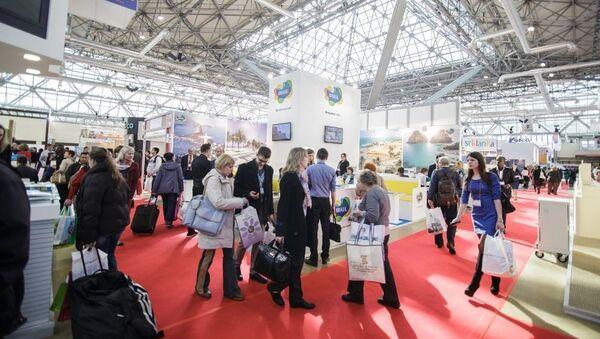 Выставка Moscow International Travel & Tourism. - Sputnik Абхазия