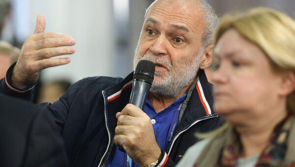 Глава Нью-Йоркского представительства Института демократии и сотрудничества, политолог Андраник Мигранян - Sputnik Абхазия