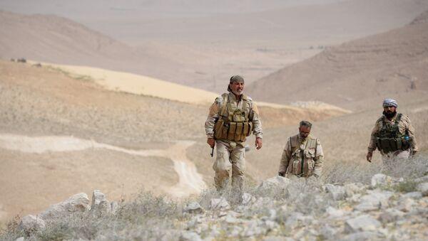 Сирийская армия и ополчение ведут бои за Пальмиру - Sputnik Абхазия
