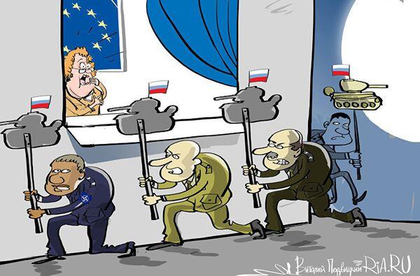 Минобороны призвало прекратить пугать Европу российскими танками - Sputnik Абхазия