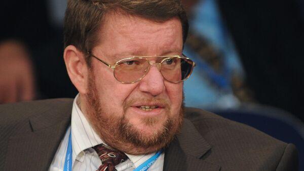 Евгений Сатановский - Sputnik Абхазия