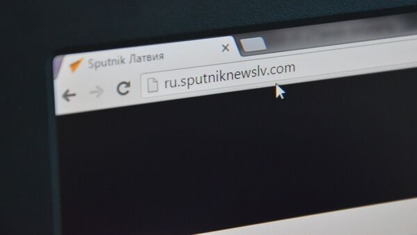 Sputnik Латвия вернулся к читателям в доменной зоне .com - Sputnik Абхазия