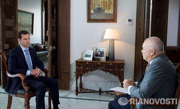 Асад: Сирии понадобится время, чтобы победить терроризм - Sputnik Абхазия