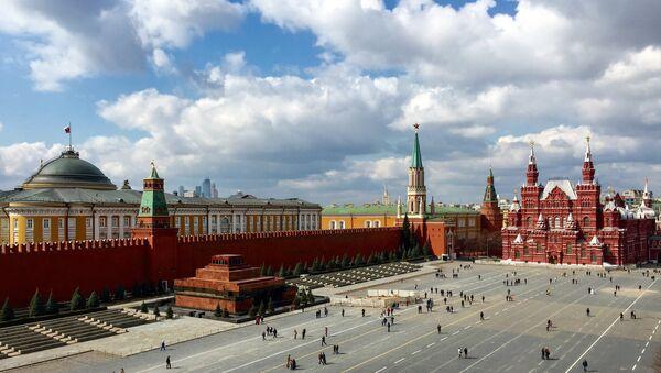 Красная площадь в Москве. Архивное фото - Sputnik Абхазия