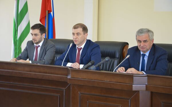 Ардзынба: Абхазии есть что предложить миру - Sputnik Абхазия