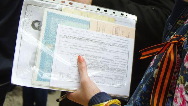 В Севастополе начали принимать документы на выдачу российских паспортов - Sputnik Аҧсны