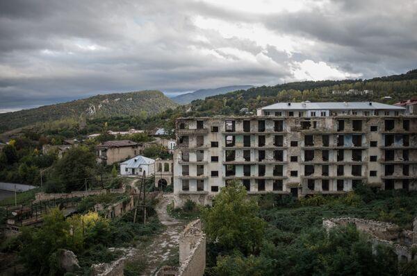 Нагорный Карабах - Sputnik Абхазия