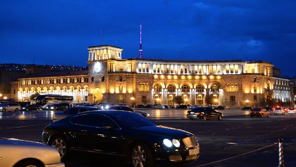 Города мира. Ереван. Архивное фото - Sputnik Аҧсны