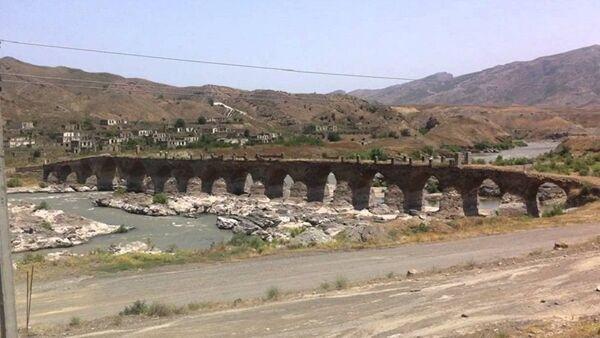 Мост Худаферин в Иран - Sputnik Аҧсны